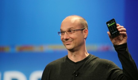Andy Rubin vuelve a la carga y crea una startup para fabricar smartphones basados en Android