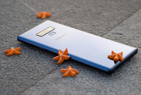 Samsung Galaxy Note 9 Trasera