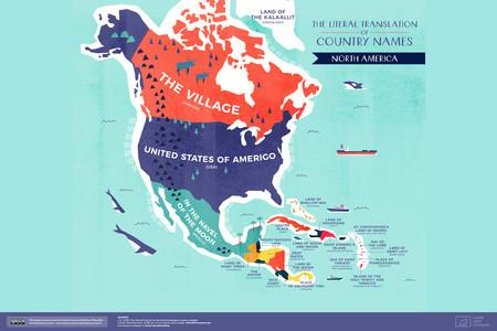 Significado Nombre America Norte