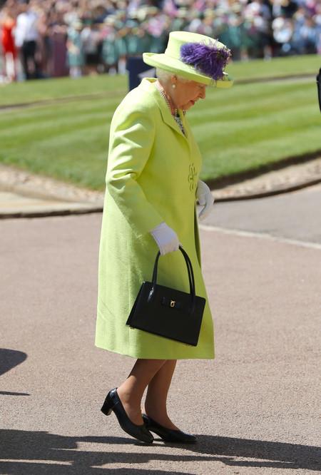 Reina Isabel Ii Boda Principe Harry