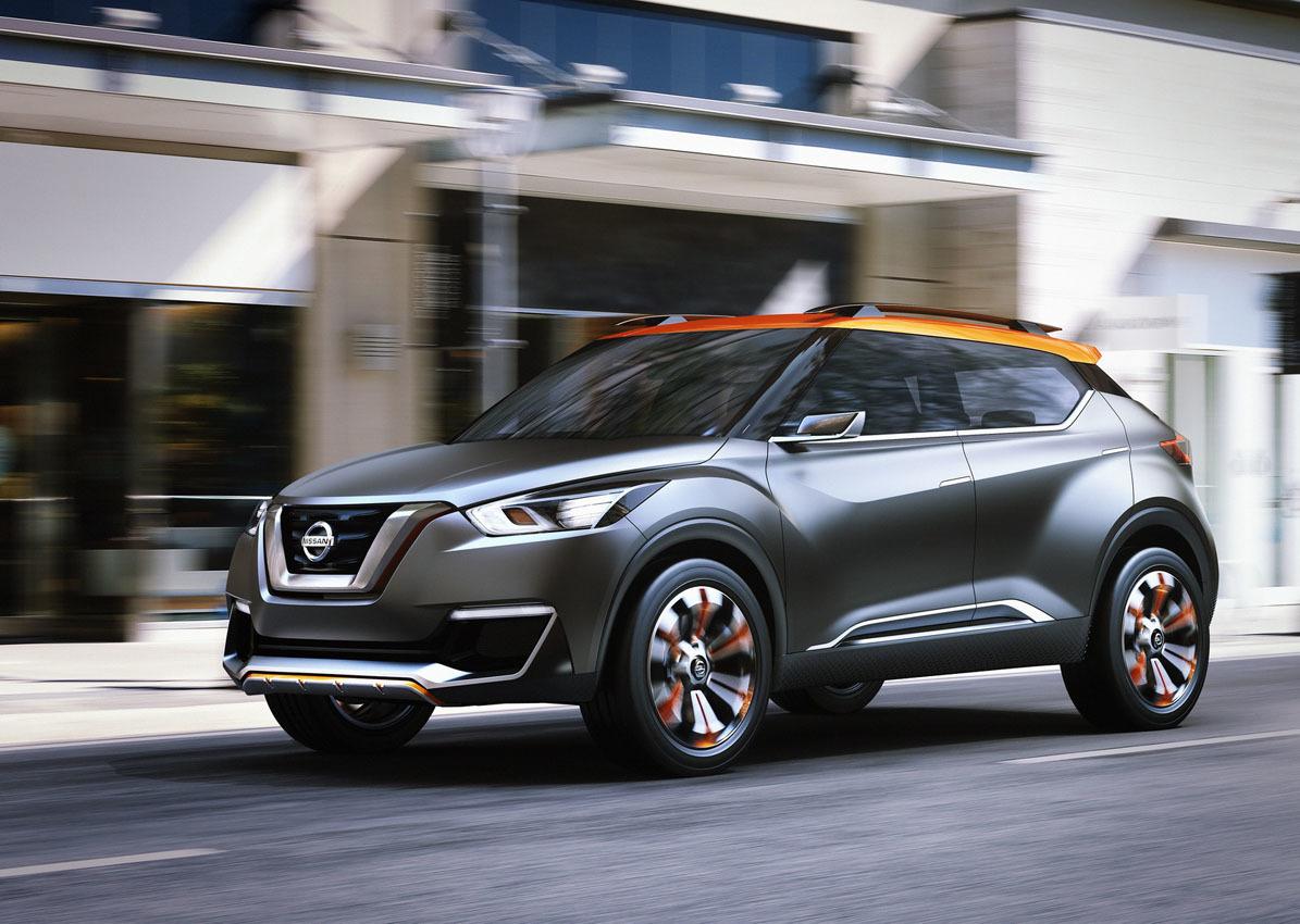 Foto de Nissan Kicks Concept (10/26)