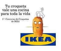 Ikea: tu cocina por una croqueta