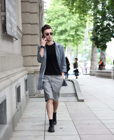 Blazer + shorts: La combinación que triunfa en verano y cómo llevarla desde hoy