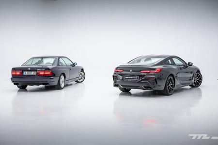 BMW Serie 8 Coupé nuevo y antiguo