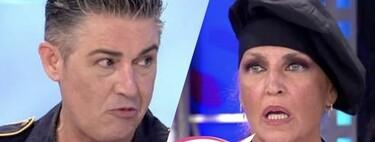 El 'chow' de 'La Última Cena': Ángel Garó pone a parir a Telecinco y Lydia Lozano atenta contra la salud de los comensales
