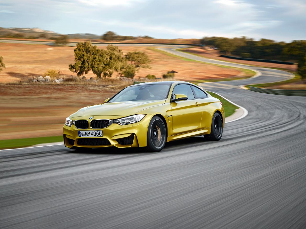Foto de BMW M4 2014 (1/26)