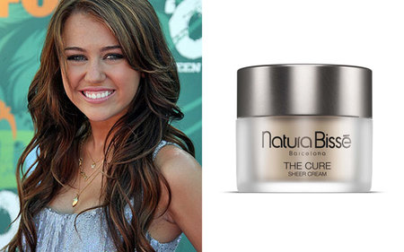 "Miley Cyrus utiliza The Cure Sheer Cream de Natura Bissé, su ""new obsession"" de belleza"