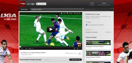 Acuerdo entre Mediapro y Google: llegan los vídeos de la Liga de fútbol a YouTube