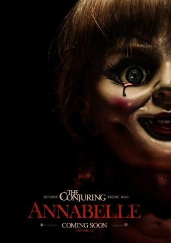 'Annabelle', tráiler y cartel del spin-off de 'The Conjuring: Expediente Warren'