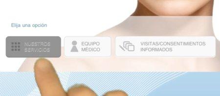 twinia apple ipad botones interfaz