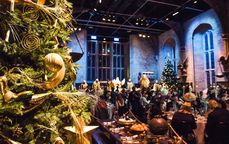 La magia de la Navidad: podrás cenar en Hogwarts como si no fueras un muggle
