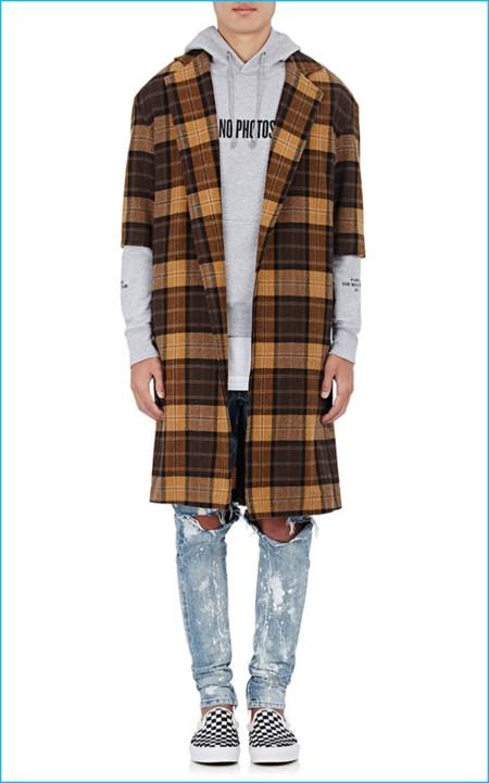 """Justin Bieber """"diseña"""" una colección para Barneys New York que realmente querrás usar"""