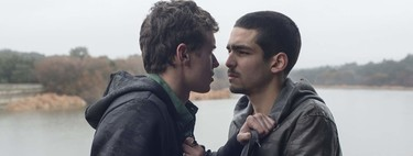 """""""Élite capta muy bien la esencia de la adolescencia de hoy en día"""". Omar Ayuso, actor"""