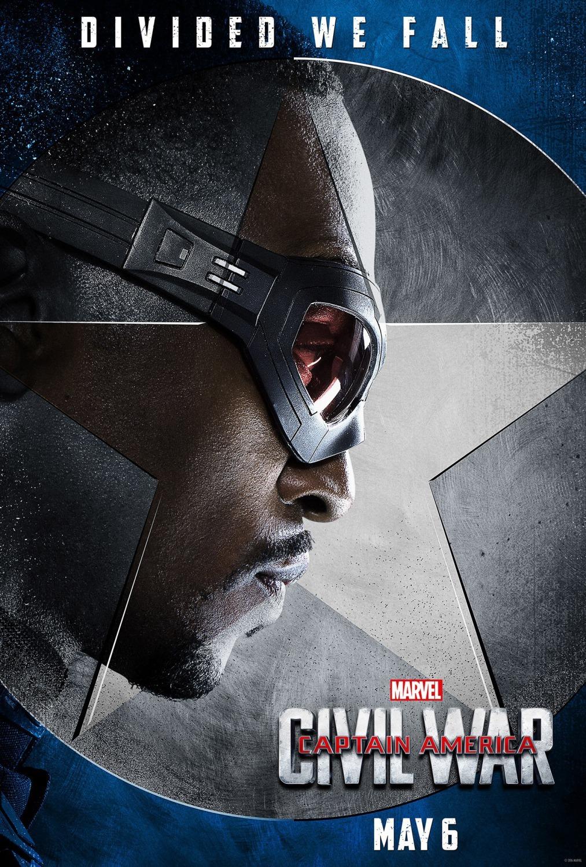 Foto de 'Capitán América: Civil War', nuevos carteles de los protagonistas (3/11)