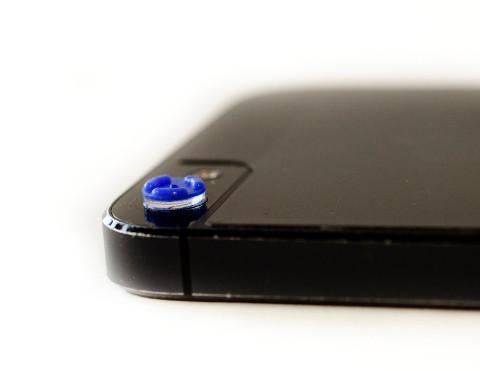 Micro Phone Lens: Lentes de 150 aumentos para realizar fotografía microscópica con tu smartphone