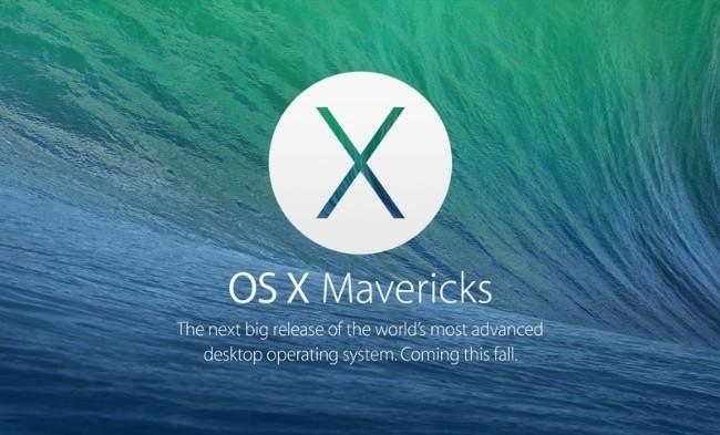 OS X Mavericks Developer Preview 6, Apple lanza una nueva actualización camino de la versión final