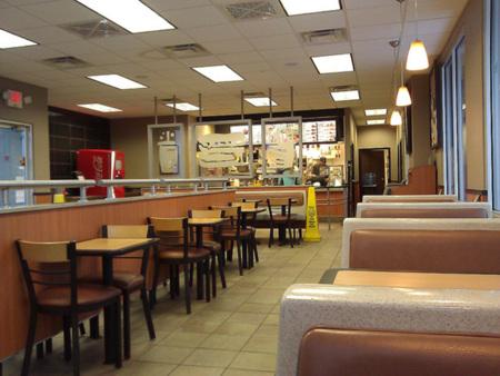 En qué lugar tienes mayor probabilidad de enfermarte ¿En un restaurante cuatro estrellas o en uno de comida rápida?