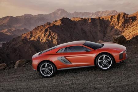 Audi Nanuk, primera sorpresa del Salón de Frankfurt