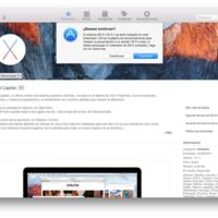 Cómo pasar de la beta o GM de OS X El Capitan a la versión final de la App Store