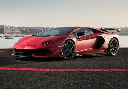 Lamborghini Aventador Svj 2019 1280 03
