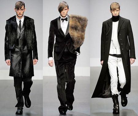 Gianfranco Ferré, Otoño-Invierno 2010/2011 en la Semana de la Moda de Milán