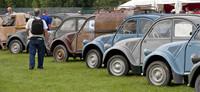 Los Citroën 2CV invadirán Aragón en dos semanas