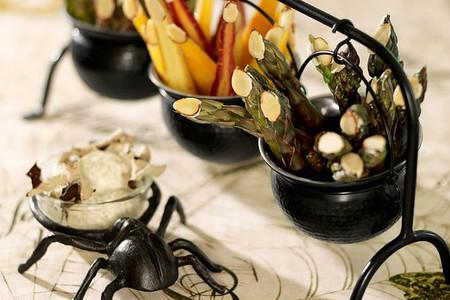 En Halloween da un toque terrorífico a tu mesa con estos recipientes de aperitivos