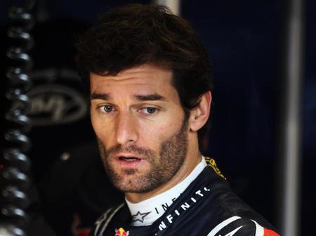 Los resultados determinarán el futuro de Mark Webber en Red Bull