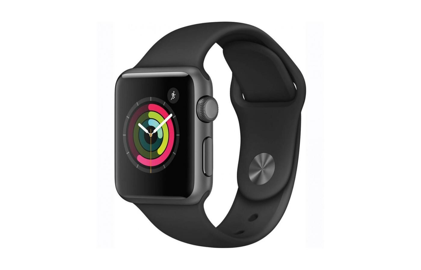 Apple Watch SERIES 1, 42mm, Caja de aluminio