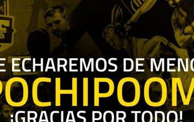 PochiPoom abandona KIYF después de más de dos años al servicio del club