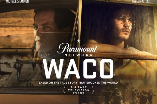 'Waco', sobria y directa miniserie que nos introduce en la gran tragedia norteamericana de los noventa