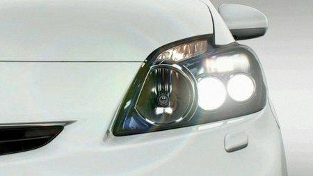 Las luces del coche, una brillante evolución tecnológica