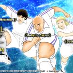 Captain Tsubasa: Dream Team ficha a tres de Los Galácticos del Real Madrid: Morientes, Roberto Carlos y Guti