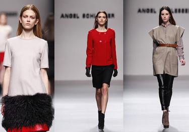 Ángel Schlesser Cibeles Madrid Fashion Week Otoño-Invierno 2010/2011