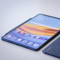 """La Huawei MatePad Pro está rebajada a menos de 450 euros en Amazon: la tableta más potente y """"profesional"""" de la marca"""
