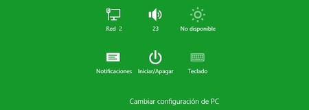 Configurar una red en Windows 8