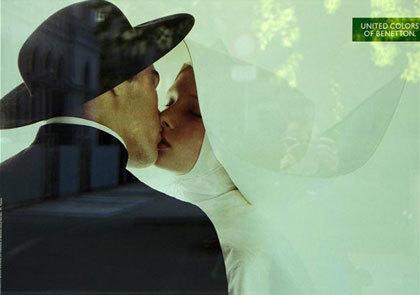 Benetton junta Sexo y Religión