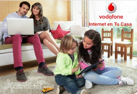 Nuevo Vodafone Internet en Tu Casa, 50 gigas 4G para zonas sin ADSL o acceso indirecto