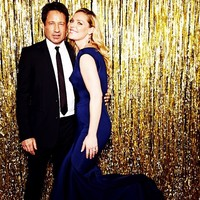 David Duchovny y Katherine Heigl