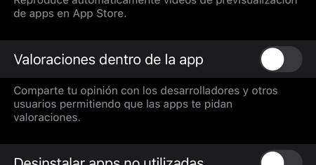Iphone App Store Valoraciones