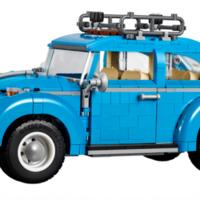 Si tienes tiempo libre, Lego te invita a armar este vocho de 1,167 piezas