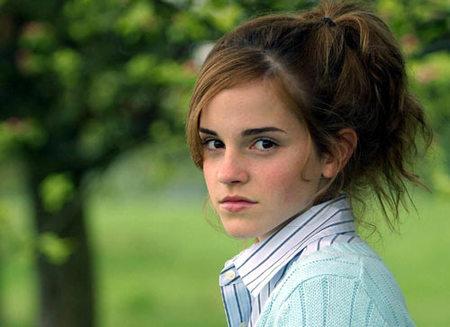 A Emma Watson nunca le gustó Daniel Radcliffe