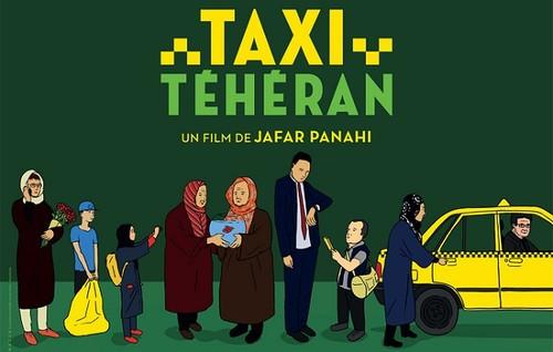 'Taxi Teherán', la realidad desde la ficción