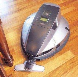 Ottoro, robot aspirador con cámaras