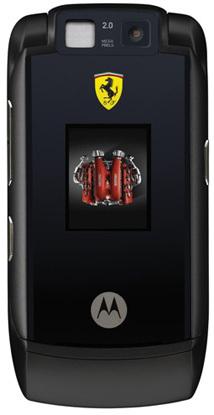 MOTOROLA RAZRmaxx V6 Ferrari Challenge Edición Limitada