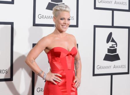 Las famosas peor vestidas en los Grammy 2014