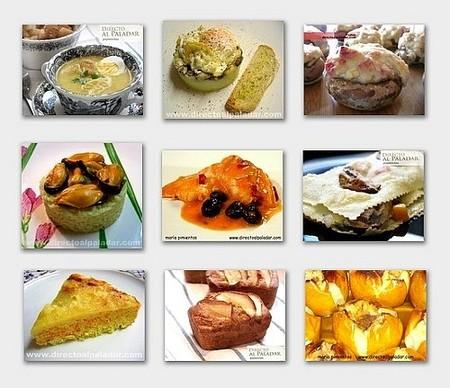 El Menú Semanal en Directo al Paladar | del 17 al 23 de noviembre