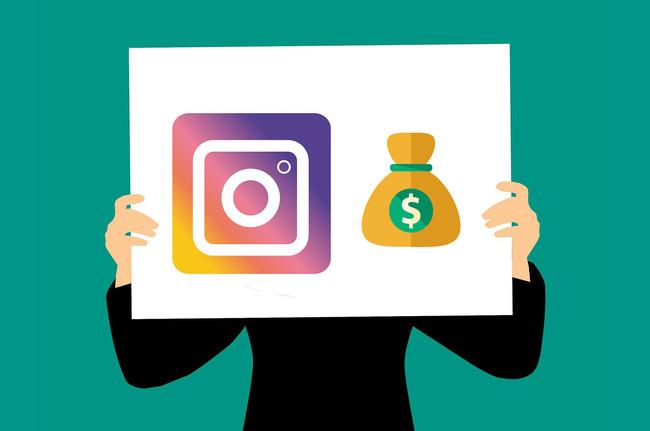 Cómo configurar la tarjeta de préstamo en Instagram