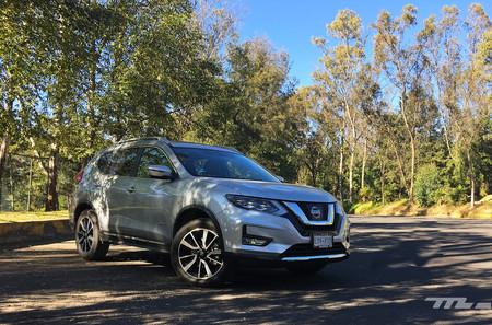 Nissan X Trail Hybrid