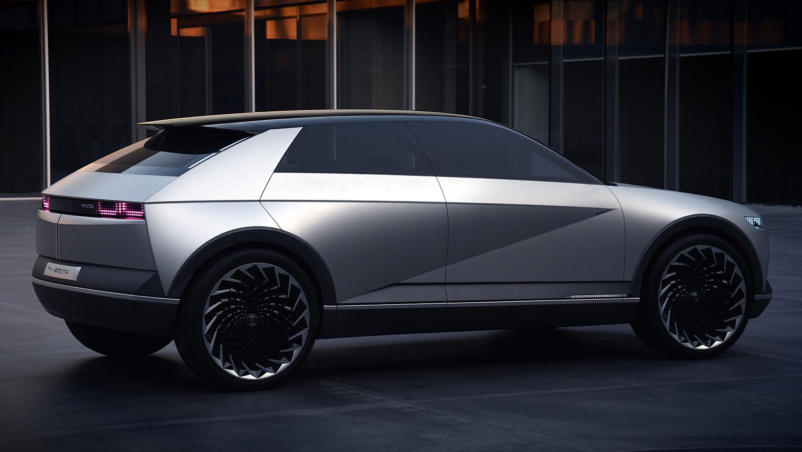 Foto de Hyundai 45 EV Concept (11/13)